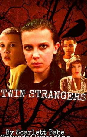 Twin Strangers (#Wattys2018) by yourdailyreading
