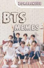 BTS MEMES by Zoralineee
