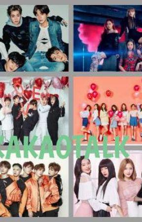 Kakaotalk ||•BTS TWICE EXO BLACKPINK GOT7 REDVELVET•|| by aseka232425bldsw