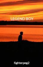 LEGEND BOY by fighterpeg2