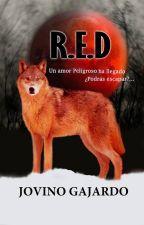 R.E.D by JovinoGajardo