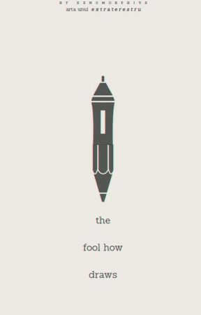 The fool who draws by xenomorphius