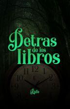 Detrás de los libros by RufoZorro