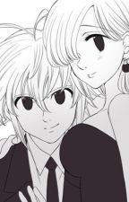 My Bodyguard [A Nanatsu No Taizai Fanfic] by MythxStar