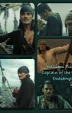 Will Turner: Captain of the Flying Dutchman DISCONTINUED  by mariavramos
