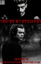 You're My Stalker? || Zarry by Nexus_Universe