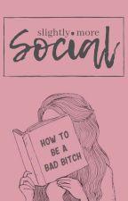 [1.2] Slightly More Social | MARAUDERS INSTAGRAM AU by prongsette