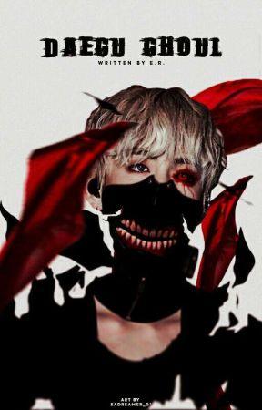 Daegu Ghoul × kth&jjk by EffyRocks