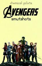 avengers smutshots by chxmical_pilxts