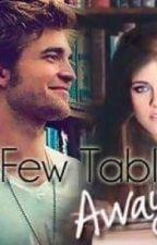 A few tables away *Corregida* by July-Swan
