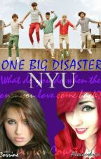 One Big Disaster [OneDirection] SEQUAL TO ONE MAGAZINE. ONE YEAR. ONE DIRECTION by PeytonCourtney