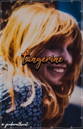 tangerine ✬ by -jamboreethecat-