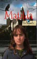 Matilda en Hogwarts by TerranemQ