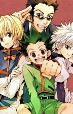 Hunter x Hunter one shots  by Kur13pika