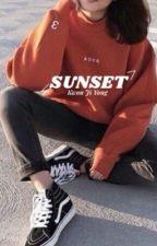 Sunset | Kwon Ji Yong by negan_trash