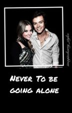 Never going to be alone (Harry Styles fanfic) by Lukeb_harrys