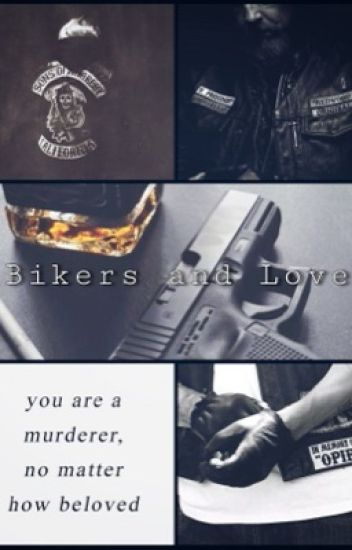 Bikers and Love: Chibs Telford x reader