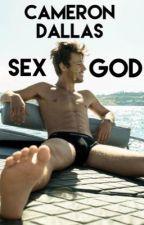Cameron Dallas: Sex God  by columbian-daisy