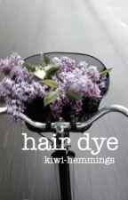 Hair Dye // L.H. by kiwi-hemmings