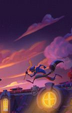 Sly Cooper And The New Visitor by erc2109