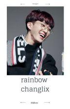 rainbow ;; s.cb x l.fl by -bbjikseu
