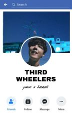 THIRD WHEELERS. by XIJIMA