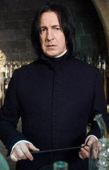 Severus Snape x Male!Reader - ferardlover244 - Wattpad