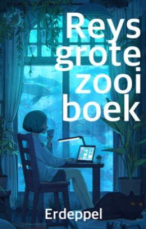 Reys Grote Zooi Boek by Erdeppel
