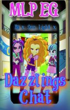 MLP EG: Dazzlings Chat by x_Sun_Light_x