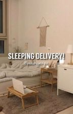SLEEPING DELIVERY || s.cb + l.f by PEACHYJEONGIN