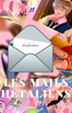 Les Mails Hetaliens by MonicaRomanica