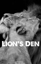 Lions Den ||BoyxBoyxBoyxBoy|| by Black_like_my_heart