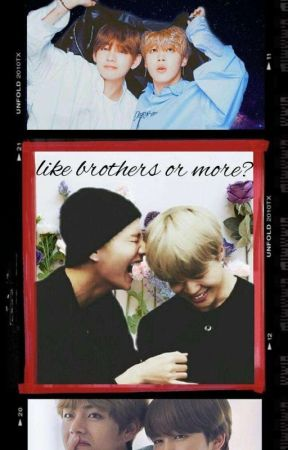 like brothers or more? ||v.min by sexywonseok