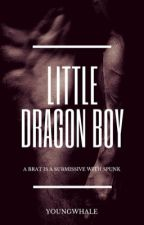 Little Dragon Boy  by YoungWhale