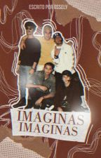 Imaginas ┊ CNCO. by Ossely