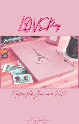 Đọc truyện L.O.V.E Diary - Nhật kí Park Jihoon mùa hè 2017