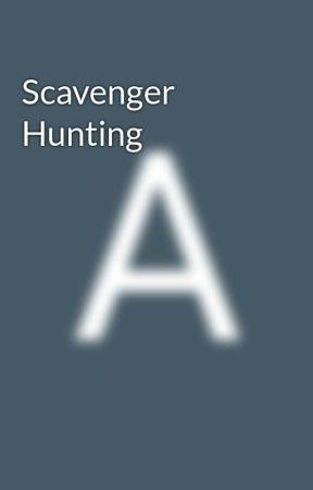 Scavenger Hunting by anuraagwatt