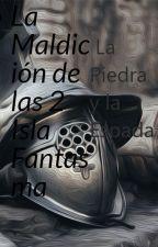 El Chico, La Espada Y La Piedra Maldita. by antonieta1245