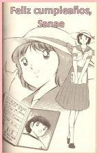 Feliz cumpleaños, Sanae. by Lily_de_Wakabayashi
