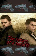 The return of a Hero (?) by Shizaya0096