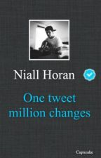 One tweet, million changes (Niall Horan and Harry Styles) / voltooid by MyLifeLone
