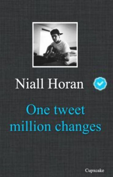 One tweet, million changes (Niall Horan and Harry Styles) / voltooid
