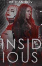 Insidious | Wanda Maximoff ✓ by lahotaste