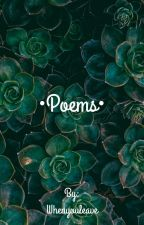 poems by Whenyouleave