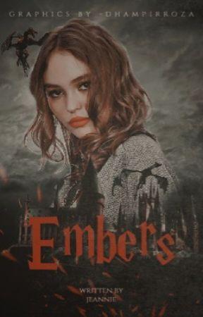 Embers   Bill Weasley ✓ by lahotaste