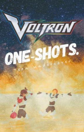 Voltron One Shots - Altean! Lance X Galra! Keith - Wattpad