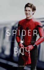 Spider Boy by a0random0girl