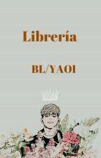 Librería BL (YAOI) by Starblue12345
