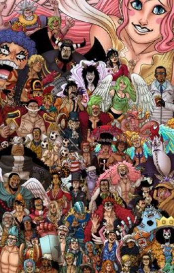 One Piece x Male reader - Ò w Ó - Wattpad