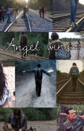 Angel Wings by Thewriterspilledink